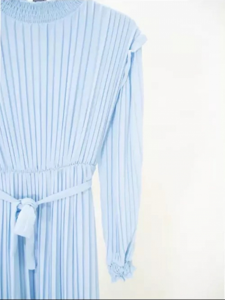 CATO PLISSEE DRESS logo