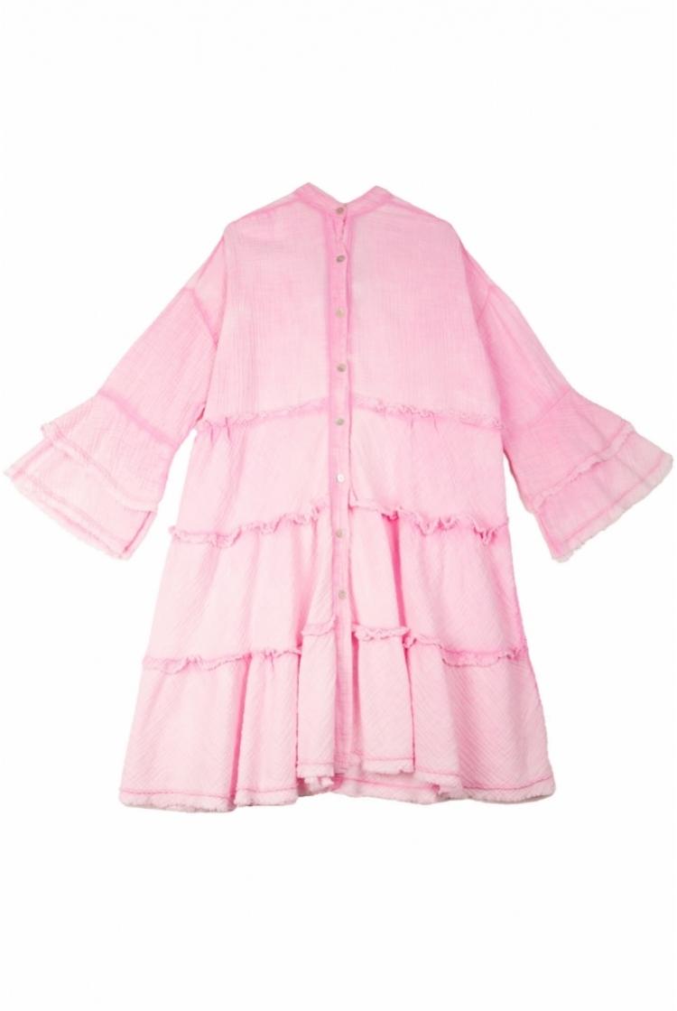LUCY TETRA DRESS logo