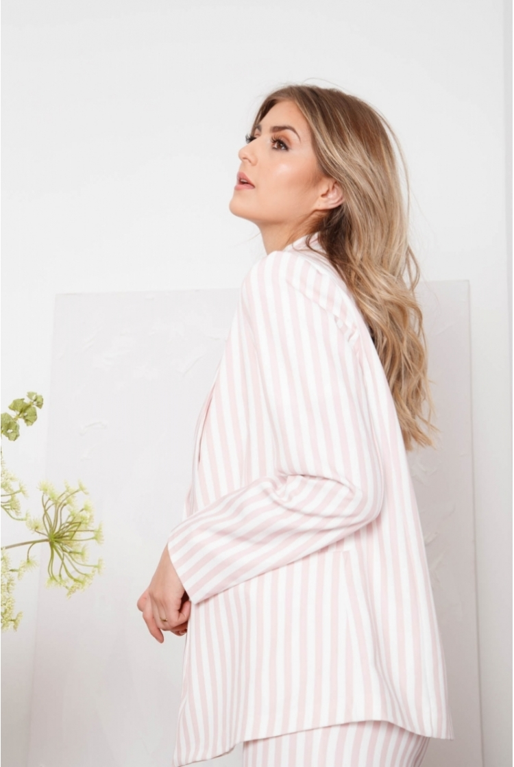 ANNA STRIPED ENSEMBLE logo