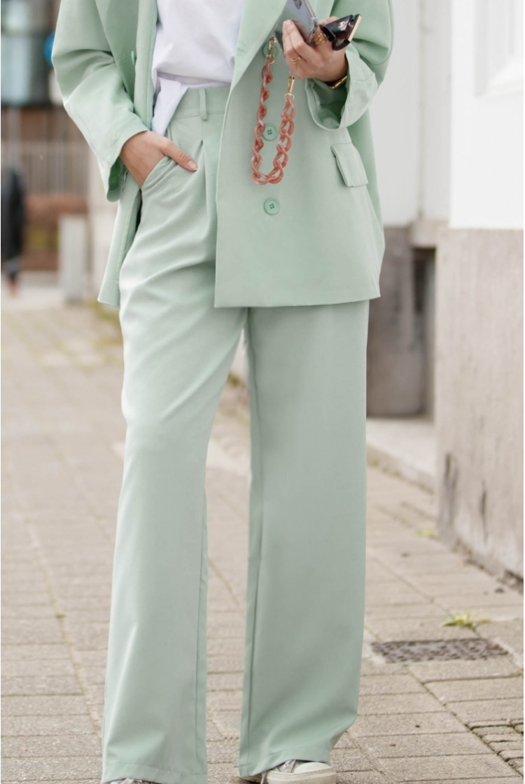 LIZY TROUSERS MINT