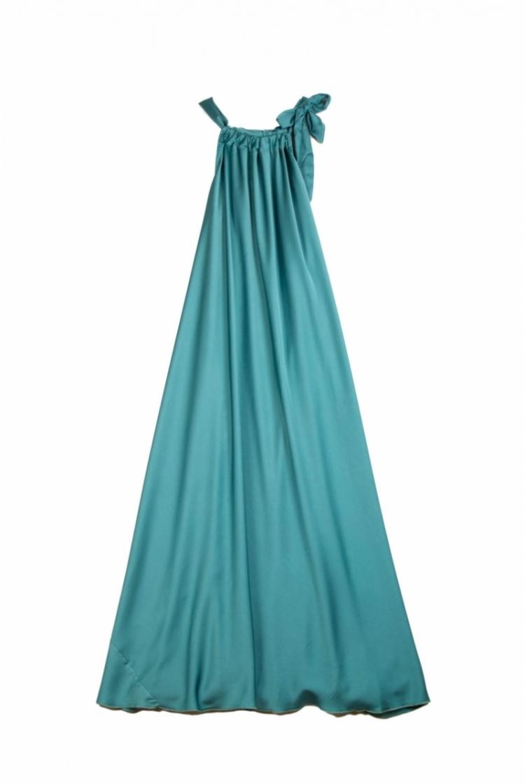 VALENCIA SATIN DRESS logo